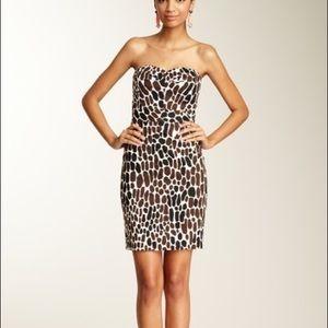 Trina Turk Cora Strapless Dress Size 4